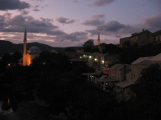 Mostar, Bosnia, travel