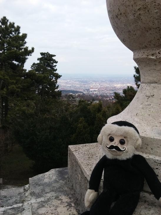 Buda overlooking Pest