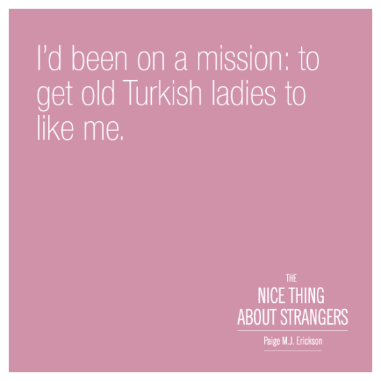 Turkish ladies